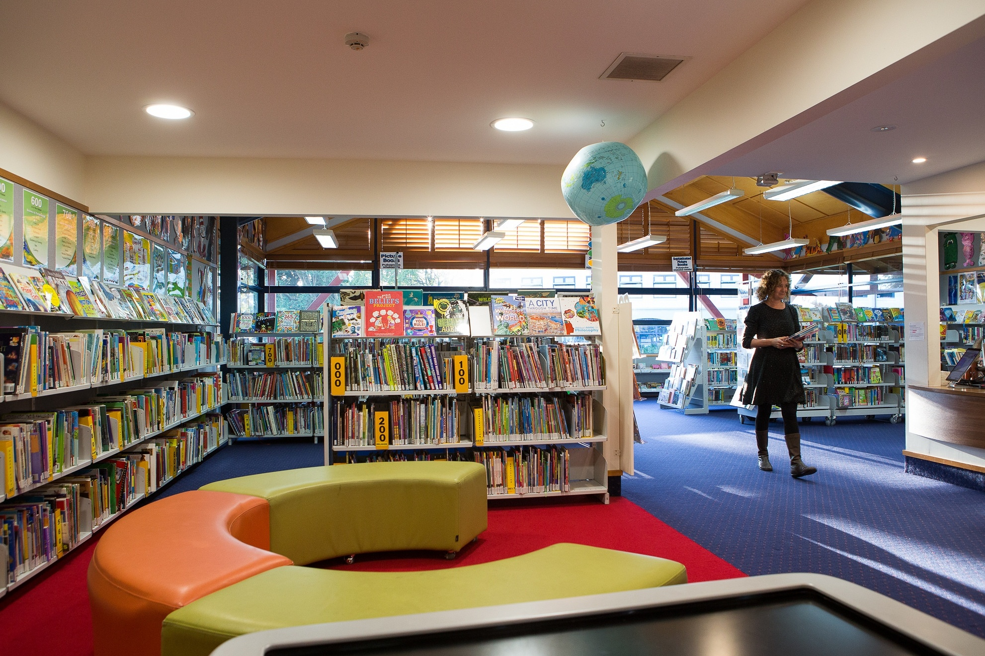 Junior School Library and Research Centre
