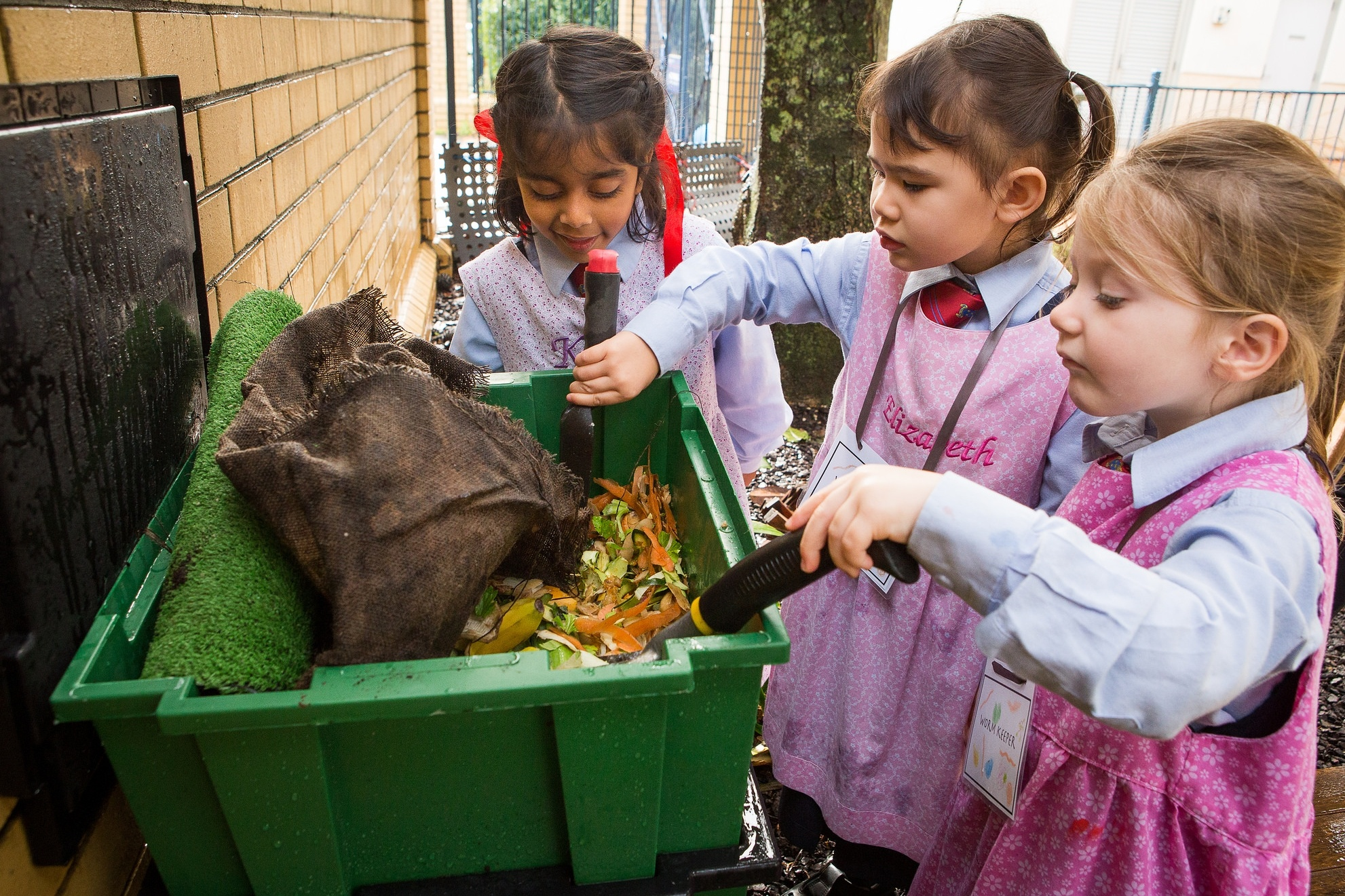 Junior School Gardening