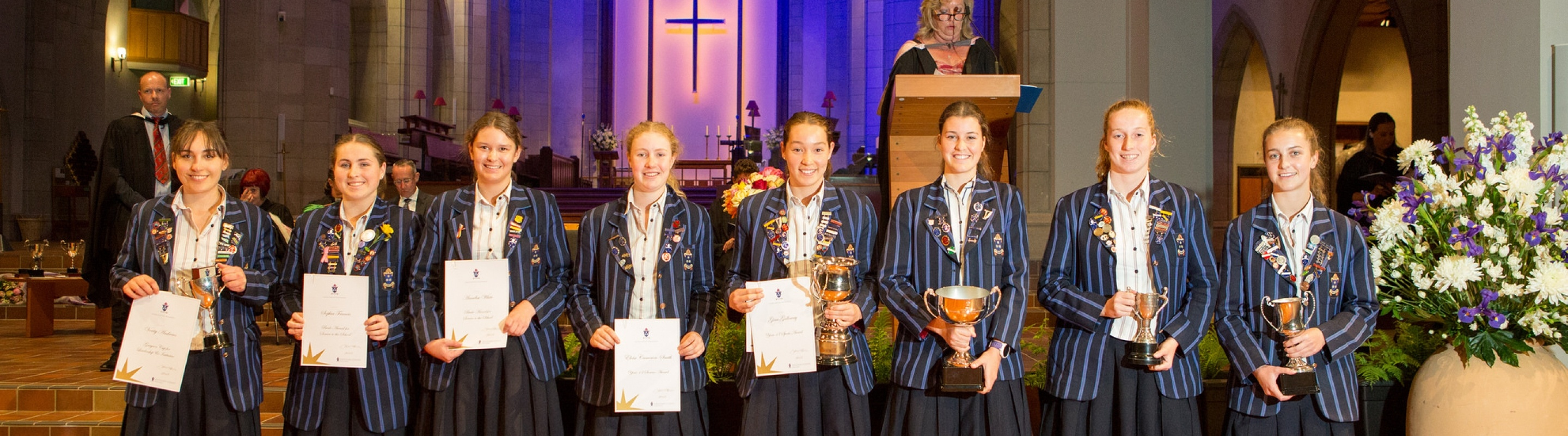 2018 Senior Prize Giving Results