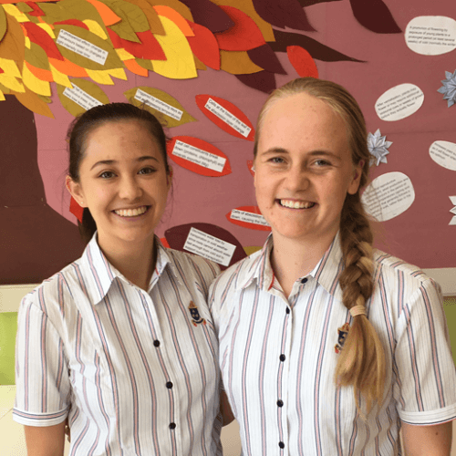 Dio girls selected for the NZ Bio Olympiad Camp