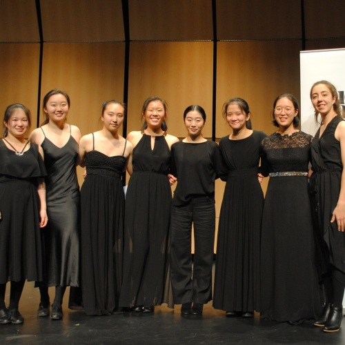 NZCT Chamber Music Competition  - Dio wins 3 major awards at Auckland finals.
